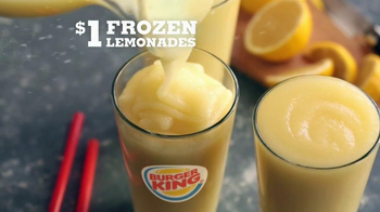 Burger King $1 Lemonade TV Spot, 'Dancing Dollar' - Thumbnail 5