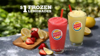 Burger King $1 Lemonade TV Spot, 'Dancing Dollar' - Thumbnail 7