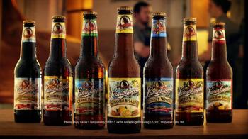 Leinenkugel's Summer Shandy TV Spot, 'Big Fans of Beer' - Thumbnail 9