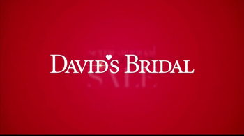 David's Bridal Semi-Annual Clearance Sale TV Spot - Thumbnail 1