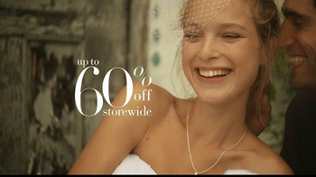 David's Bridal Semi-Annual Clearance Sale TV Spot - Thumbnail 3