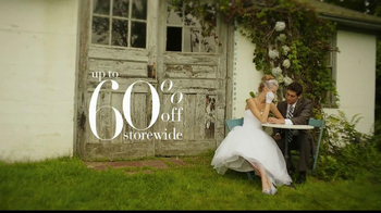 David's Bridal Semi-Annual Clearance Sale TV Spot - Thumbnail 4