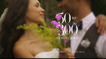 David's Bridal Semi-Annual Clearance Sale TV Spot - Thumbnail 5