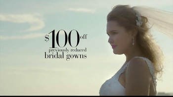 David's Bridal Semi-Annual Clearance Sale TV Spot - Thumbnail 8