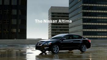 Nissan Altima TV Spot, 'Interpretive Dancers' - Thumbnail 9