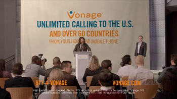 Vonage TV Spot, 'The Chief Generosity Officer' - Thumbnail 9