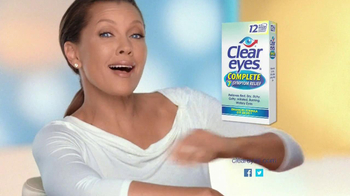 Clear Eyes TV Spot, Featuring Vanessa Williams - Thumbnail 9