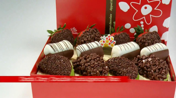 Edible Arrangements Dad's Day Indulgence Box TV Spot, 'Father's Day' - Thumbnail 3