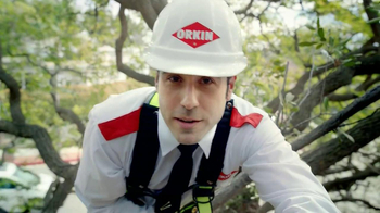 Orkin TV Spot, 'Ants in Trees' - Thumbnail 4
