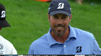 Bridgestone J40 Golf TV Spot, Featuring Matt Kuchar