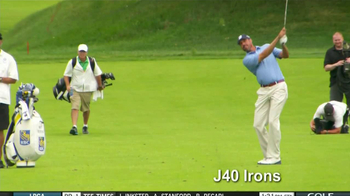 Bridgestone J40 Golf TV Spot, Featuring Matt Kuchar - Thumbnail 2