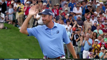 Bridgestone J40 Golf TV Spot, Featuring Matt Kuchar - Thumbnail 5