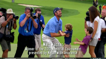 Bridgestone J40 Golf TV Spot, Featuring Matt Kuchar - Thumbnail 7