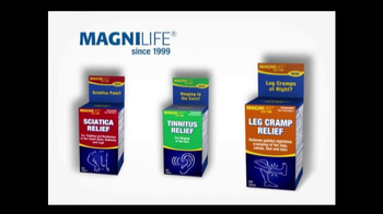 MagniLife Sciatica Relief TV Spot