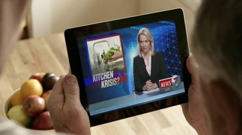 Dish Hopper TV Spot, 'iPad News' - Thumbnail 2