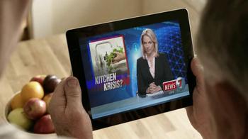 Dish Hopper TV Spot, 'iPad News' - Thumbnail 2