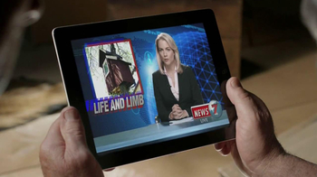 Dish Hopper TV Spot, 'iPad News' - Thumbnail 5