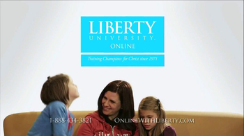 Liberty University TV Spot, 'Mom's' - Thumbnail 9