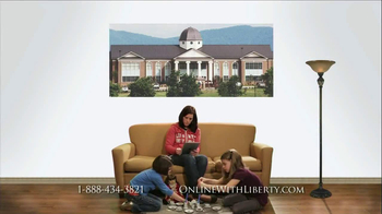 Liberty University TV Spot, 'Mom's' - Thumbnail 2
