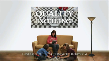 Liberty University TV Spot, 'Mom's' - Thumbnail 3
