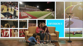 Liberty University TV Spot, 'Mom's' - Thumbnail 6