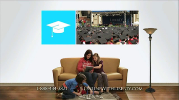 Liberty University TV Spot, 'Mom's' - Thumbnail 7