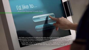 Fidelity Investments TV Spot, 'Card Swipe' - Thumbnail 2