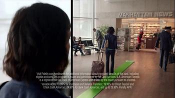 Fidelity Investments TV Spot, 'Card Swipe' - Thumbnail 3