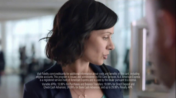 Fidelity Investments TV Spot, 'Card Swipe' - Thumbnail 4