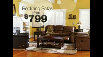 La-Z-Boy World's Greatest Reclining Sale TV Spot - Thumbnail 5