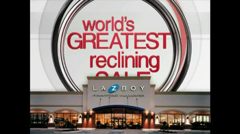 La-Z-Boy World's Greatest Reclining Sale TV Spot - Thumbnail 7