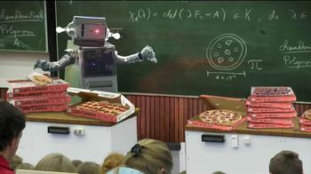 Little Caesars Pizza TV Spot, 'Solve For Pi' - Thumbnail 1