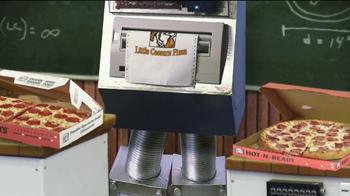 Little Caesars Pizza TV Spot, 'Solve For Pi' - Thumbnail 5