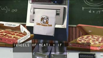 Little Caesars Pizza TV Spot, 'Solve For Pi' - Thumbnail 6