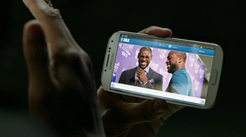 NBA Style TV Spot, 'Samsung Galaxy S 4' Featuring Lance Fresh - Thumbnail 5