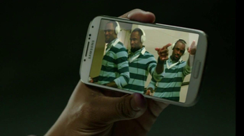 NBA Style TV Spot, 'Samsung Galaxy S 4' Featuring Lance Fresh - Thumbnail 7