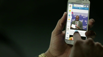 NBA Style TV Spot, 'Samsung Galaxy S 4' Featuring Lance Fresh - Thumbnail 8