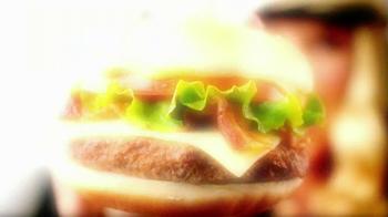 McDonald's Quarter Pounder Burgers TV Spot, 'Show Your Love' - Thumbnail 1