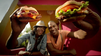 McDonald's Quarter Pounder Burgers TV Spot, 'Show Your Love'