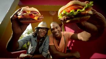 McDonald's Quarter Pounder Burgers TV Spot, 'Show Your Love' - 1484 commercial airings