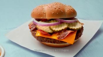McDonald's Quarter Pounder Burgers TV Spot, 'Show Your Love' - Thumbnail 7