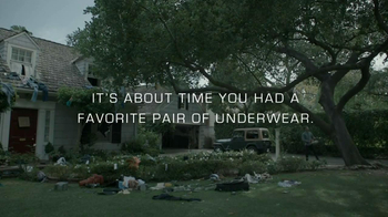 Gildan TV Spot, 'Underwear in Tree' - Thumbnail 10