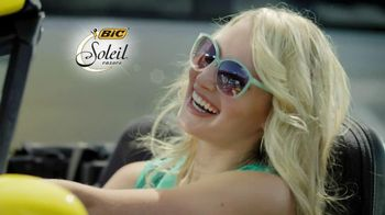 BIC Soleil Razors TV Spot