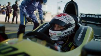 Verizon TV Spot, 'IZOD IndyCar Series' - Thumbnail 3