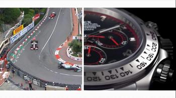 Rolex Oyster Perpetual TV Spot, 'Race' - Thumbnail 6
