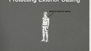 Dove Men+Care Clean Comfort TV Spot, 'Protecting Exterior Casing' - Thumbnail 2