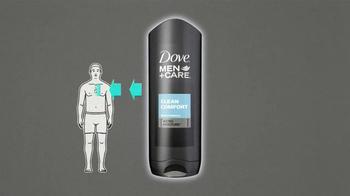 Dove Men+Care Clean Comfort TV Spot, 'Protecting Exterior Casing' - Thumbnail 6