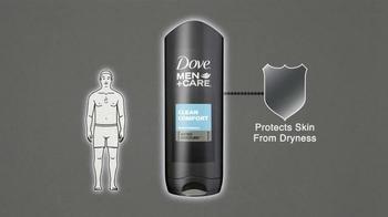 Dove Men+Care Clean Comfort TV Spot, 'Protecting Exterior Casing' - Thumbnail 7