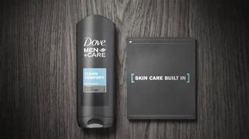 Dove Men+Care Clean Comfort TV Spot, 'Protecting Exterior Casing' - Thumbnail 9