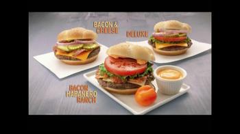 McDonald's Quarter Pounder Burgers TV Spot, 'Flavor Cravers' - Thumbnail 9